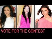 Vote for BEST ACTRESS on TV - EXCLUSIVE CONTEST - Don't Miss It