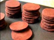 Burnt Caramel Dark Chocolate Coins