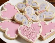Mother's Day Cookie Ideas