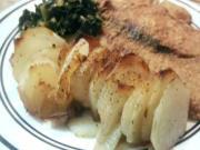 Crispy Potato Tian