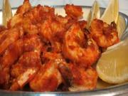 Horseradish Shrimp -- Lynn's
