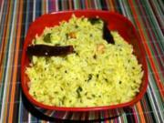 Chitrannam Lemon Rice Nimmakaya Pulihora