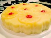 Pineapple Mint Bavarian