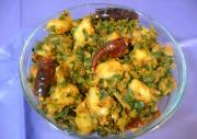 Indian Aaloo Methi