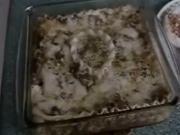 The Italian Vegetarian Lassagna Dinner