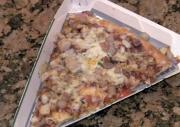 "Freschetta ""By the Slice"" BBQ Chicken Pizza Review"