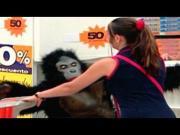 Funniest Gorilla Scare Prank