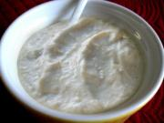 Tofu Mayonnaise With Honey