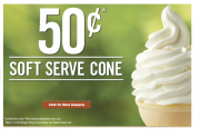Burger King's 50 cent offer
