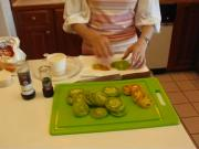 Spicy-Tangy Fried Green Tomatoes