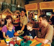 Family -friendly restaurant is the place, where the menu and atmosphere, appeals to everyone right from 3-year olds to elders.""