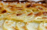 Parmesan Cheese Potato Slices