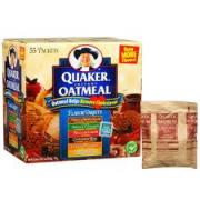 A healthy oatmeal breakfast