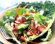 Tangy Steak Salad