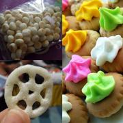 Childhood snacks