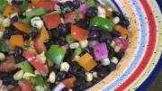 Black Bean Salad Fiesta