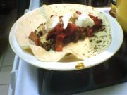 Beefy Crunch Burrito
