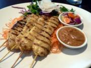 Satay meats are easy to make and healthy too