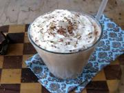 Peppermint Mocha Milkshake Cocktail