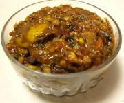Raw Vegan Chili