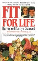 The Fit For Life diet plan, based on the book inspired many in the 80's.