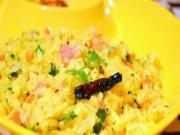 Poha Upma - Indian Breakfast