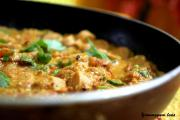 Curried Sausages Indian Way
