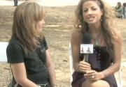 Interview with Dashama at the Raw Spirit Festival