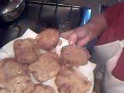 Once a Week Kitchen - How to Make Corned Beef Fritters