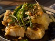 Teriyaki Salmon Chunks