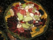 Feta Cheese Greek Salad