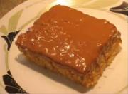 Chocolate Peanut Butterscotch Rice Crispy Bar
