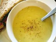 Rich Potato Leek Soup