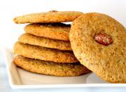 Chunky Almond Cookies