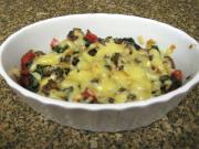 Cheese 'N' Vegetable Casserole