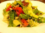 Fresh-Salmon-and-Cucumber Salad