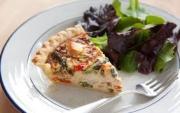 Easy/healthy quiche