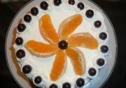 Layered Fruit Cake