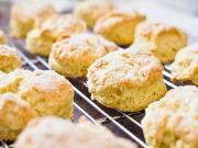 Zesty Lemon Scones