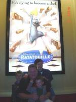 Foodie Movie from Disney Ratatouille