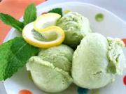 Avocado-Pineapple Sherbet
