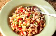 Sweet Corn And Bean Barbecue Succotash
