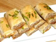 Baklava Roll