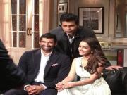 Aditya Roy Kapur Confesses Love for Shraddha Kapoor on Koffee With Karan 9th March 2014