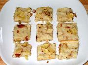 Paneer Burfi Dessert