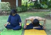 Breathing Yogic Exercises