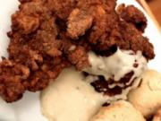 How to make Gravy for Southern Fried Chicken - American Gravy Recipe