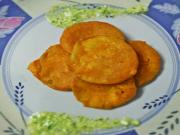 Monsoon Delight - Karare Lauki ke Pakode (Crispy Bottle Gourd Fritters)