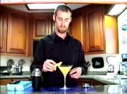 How To Make Pear-Tini