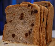 Honey Raisin And Walnut Bread